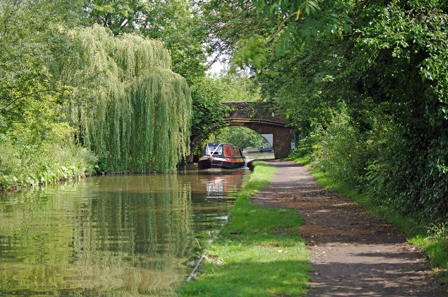 Stratford upon Avon Canal